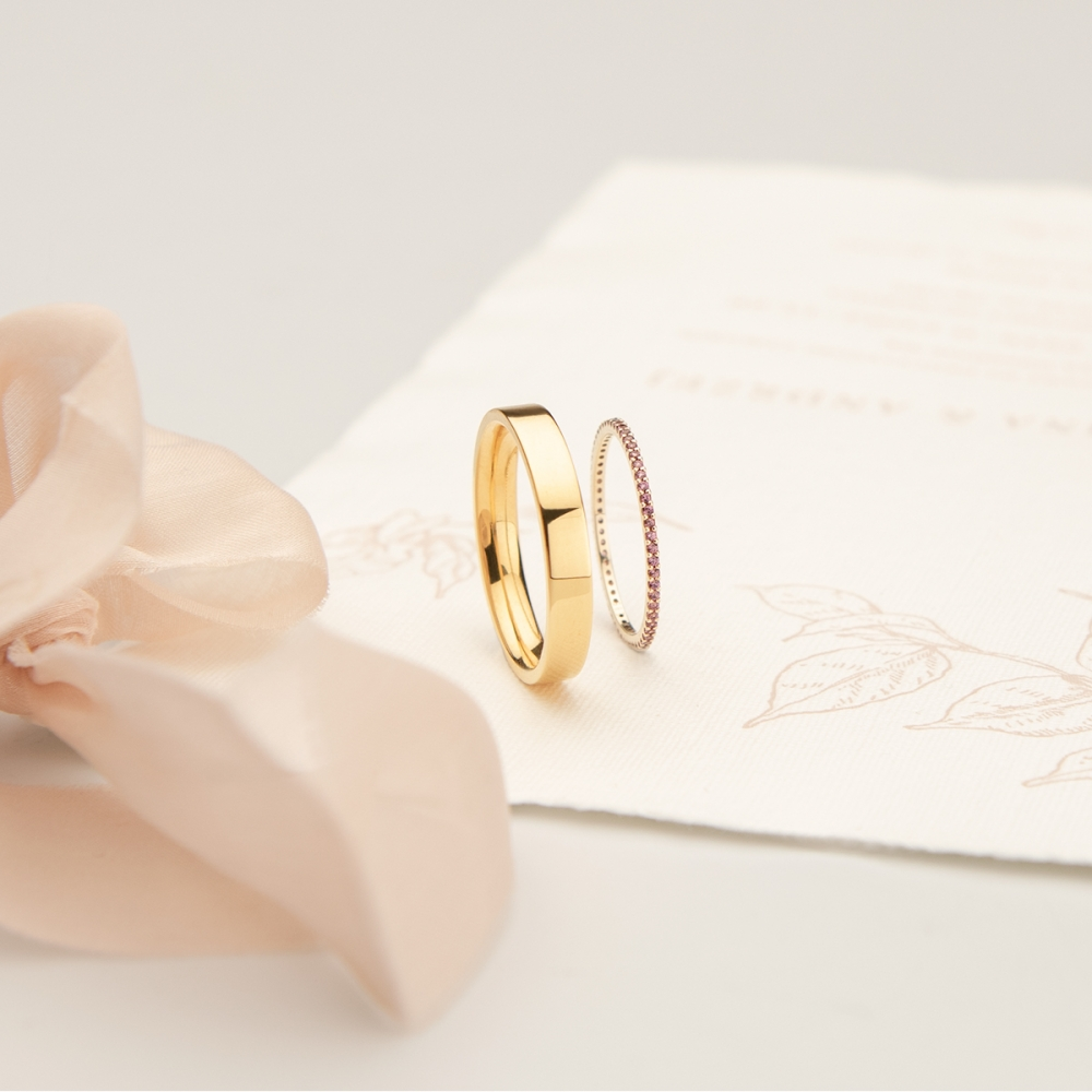 """New York"" and ""Rose ring"""
